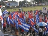 2013 May Day Parade in Sancti Spiritus, Cuba