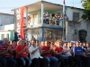 Jatibonico Hosts 26th of July Commemoration in Sancti Spiritus. The commemoration act was presided over by José Ramón Monteagudo Ruiz, first secretary of the Party in the province, and Léster Alain Alemán Hurtado, member of the Council of State of the Republic of Cuba. (Photo: VB)