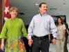 Anti-terrorist Fighter Fernando Gonzalez Back in Cuba. Fernando González together with his wife Rosa Aurora. (Photo taken from Juventud Rebelde)