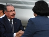 Leaders Attending 2nd CELAC Summit in Havana, Cuba. Danilo Medina (L), president of the Dominican Republic. (Photo: AIN)