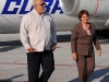 Leaders Attending 2nd CELAC Summit in Havana, Cuba. Guyana President Donald Ramotar (L). (Photo: Juvenal Balán)