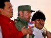 Cuba will Keep Eternal Faithfulness to the Memory of Hugo Chavez. (photo: AIN)