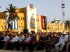 July 26th Commemoration in Santiago de Cuba. Ciudad Escolar 26 de Julio, former military barrack, was the venue of the historic commemoration of the National Rebelliousness Day. (Photo: Ismael Francisco)