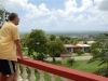 Las Cuevas Hotel in Trinidad, Cuba. The hotel is found right at the entrance of the city. It is a very comfortable facility preferred by many foreign visitors.