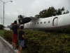 "Plane ""Takes Off"" in Sancti Spiritus Fair."