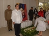 Posthumous Tribute to Hugo Chavez in Sancti Spiritus
