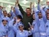 Venezuelan Hugo Chavez, the President of the People