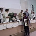 Awards granted to Escambray