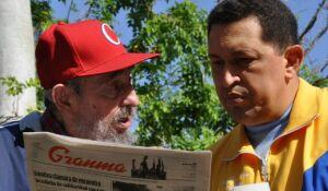 Venezuela: A Model of Role of Revolutionary Military, Fidel Castro Says