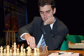 Leinier Domínguez Chess player