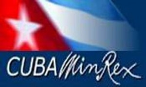 The sole purpose of keeping Cuba on this list is to justify the policy of blockade against our country.