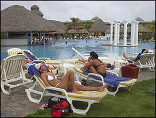 Russian tourism in Cuba is on the rise.