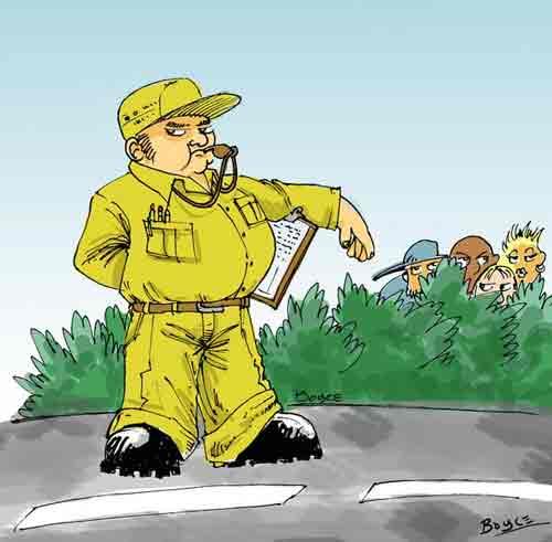 El Amarillo (The Yellowman)