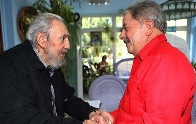 leadership lula de silva The sentencing of former president luiz inacio lula da silva, considered brazil's  most popular leader, marks the end of a virtual coup by the.