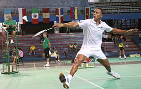 Badminton Athlete Osleni Guerrero to Semifinals – Escambray