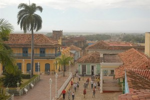 Cuban village of Trinidad