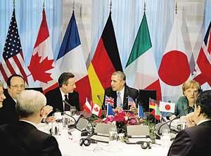 USA-EU meeting in Brussels.
