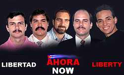 Solidarity with the Cuban Five