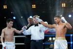 Yosbany Veitia beats 3-0 Belik GALANOV. (Photo: WSB)