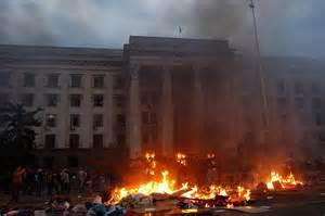 Odessa Massacre