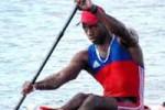Maikel Zulueta is one of the main figures of canoe sprint in Cuba.