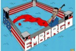 US Blockade on Cuba (Photo: Cubasi)