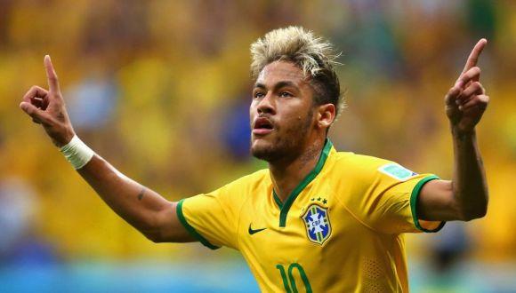 World Cup Top Scorers : Neymar top goal scorer at the fifa world cup brazil