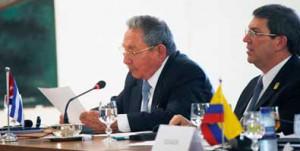 The Cuban statesman highlighted the Declaration of Fortaleza.