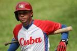 Cuba-USA dual meet: Yadiel Hernández (photo: Otmaro Rodríguez)