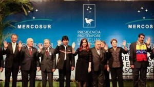 The 46th leaders summit of the Common Market of the South (Mercosur). Photo: TELESUR