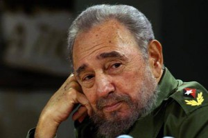 Fidel Castro, historic leader of the Cuban Revolution. (Photo: Ismael Francisco)