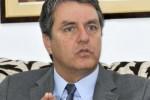 World Trade Organization's general director Roberto Azevedo. (Photo: Alberto Borrego)