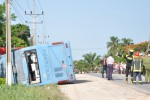 Accident occurred in the Cuban central province of Sancti Spiritus last July 1st. (Photo: Vicente Brito)