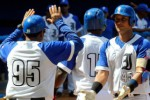 Industriales leads Cuban baseball in the 54th edition. (Photo: Cubahora)