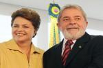Dilma Roussef and former Brazilian President Luis Inácio Lula da Silva. (Photo taken from RHC)