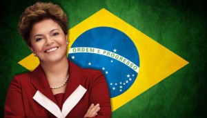 Dilma Rousseff will oppose Social Democracy candidate Aécio Neves, in the second round of the presidential elections to take place this Sunday.
