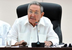 We invite the countries of North America to also cooperate in this endeavour, said Raul Castro. (Photo taken from ACN)
