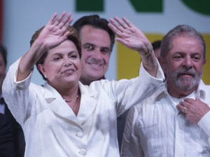 Dilma Rousseff will rule in Brazil for another four-year term. Photo taken from npr.or