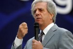 Recent polls show that the election on October 26 will go to a runoff, scheduled for November 30 between leftist Frente Amplio leader, Tabaré Vazquez and his closest rival, Lacalle Pou. (Photo taken from telesurtv.net/English)