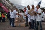The Washington Post praises Cuban rapid response to the request of the World Health Organization. Photo taken from PL.