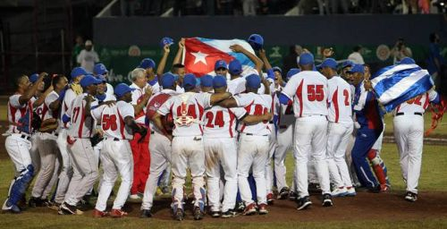 escambray, cuban baseball, veracruz 2014, central american and caribbean games