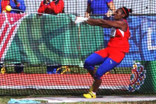 cuba, veracruz 2014, central american and caribbean games, hammer throwing