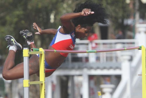 escambray, cuba, central american and caribbean games, veracruz, pole vaulting, yarisley silva