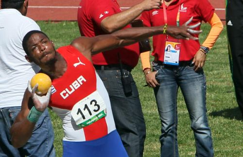 escambray, cuba, central american and caribbean games, veracruz, decathlon