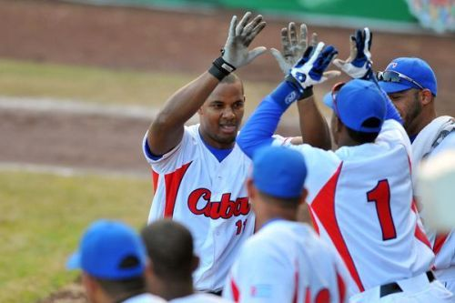 cuba, veracruz 2014, central american and caribbean games, baseball