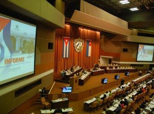 escambray, cuba, cuban parliament, national assembly of the people's powrr, esteban lazo