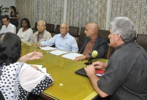 escambray, sancti spiritus, miguel diaz-canel, fidel castro, religion, religious leaders, religion in cuba