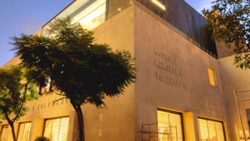 The Museum of Memory's objective is to highlight crimes against humanity perpetrated by authoritarian groups and governments. ((Photo: Museo Memoria y Tolerancia Facebook)