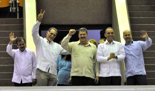 escambray, cuban five, cuban parliament, raul castro