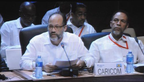 escambray, caricom, summit